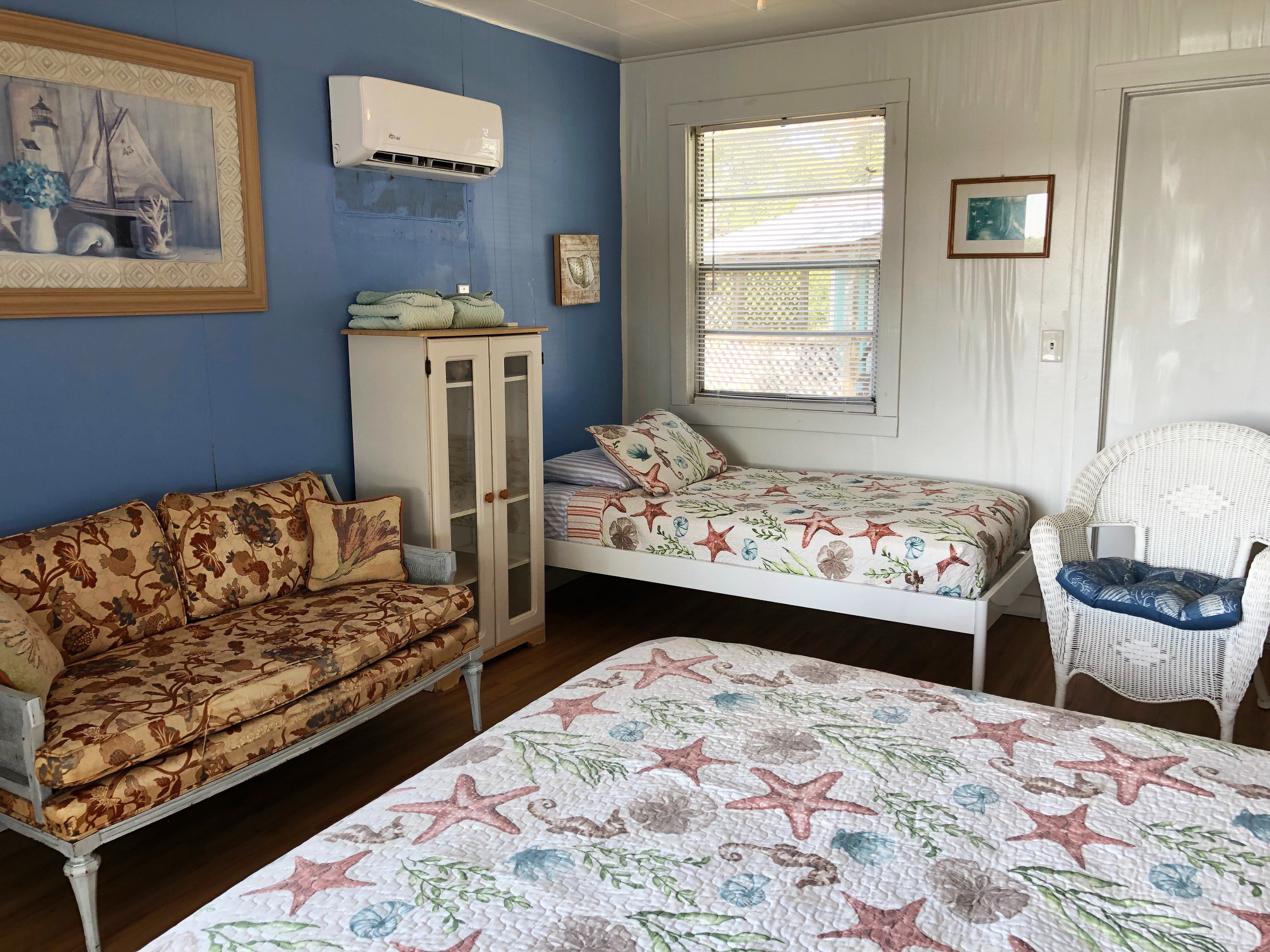 Cottage6_private bedroom